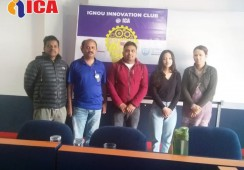 First Meeting of IGNOU Innovation Club held